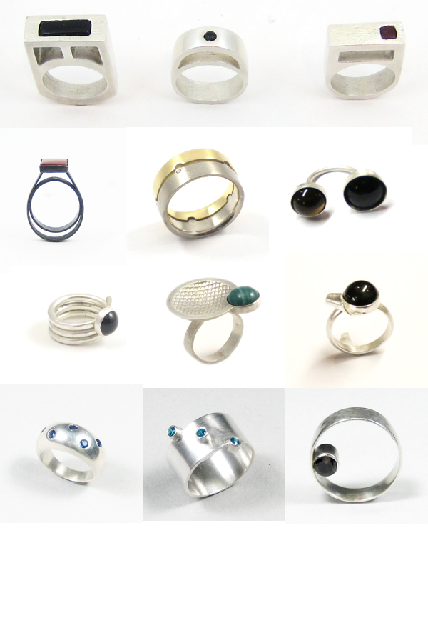 jewellery Stone setting rings Course