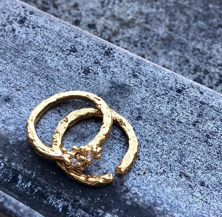 gold-wax-carving-rings-jewellery-course-london