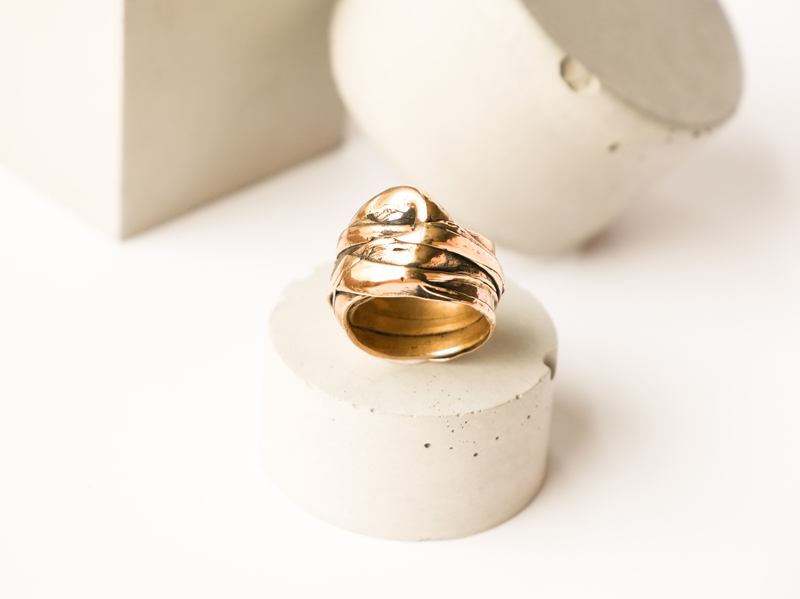 cast-rings-diploma-jewellery-class-london